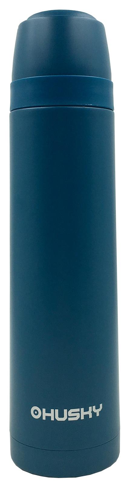 Husky Termoska Thermo Bottle 500 modrá