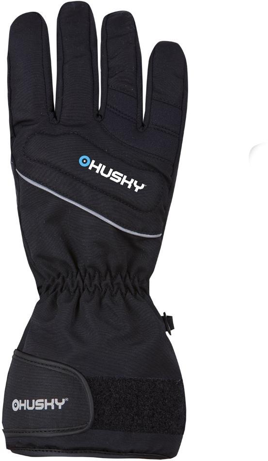 Husky dámské rukavice Event L černá Velikost: L