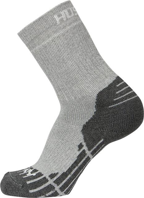 Husky Ponožky All Wool sv. šedá Velikost: M (36-40)