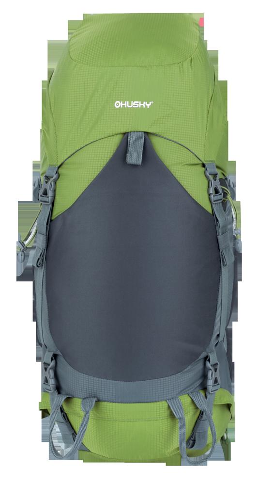 Husky Batoh Expedice Menic 50l zelená