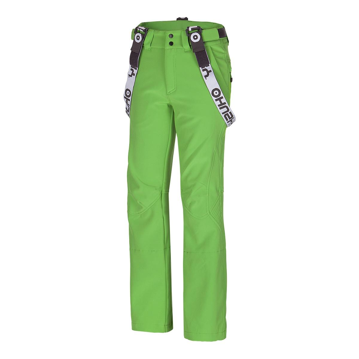 Husky Pánské lyžařské kalhoty Galti M zelená Velikost: XXL
