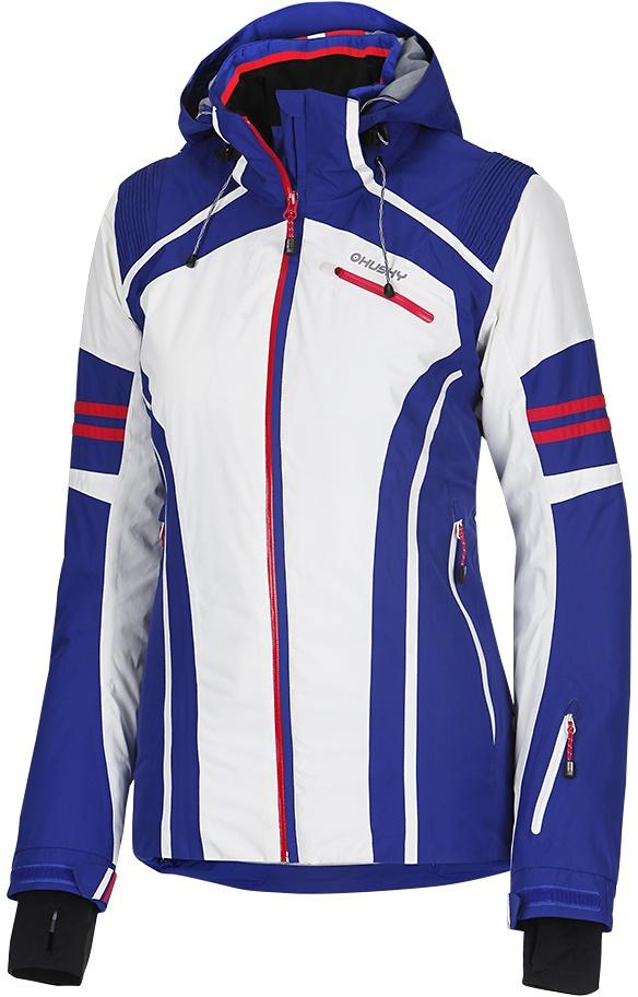 Husky Dámská lyžařská bunda Billie modrá Velikost: L