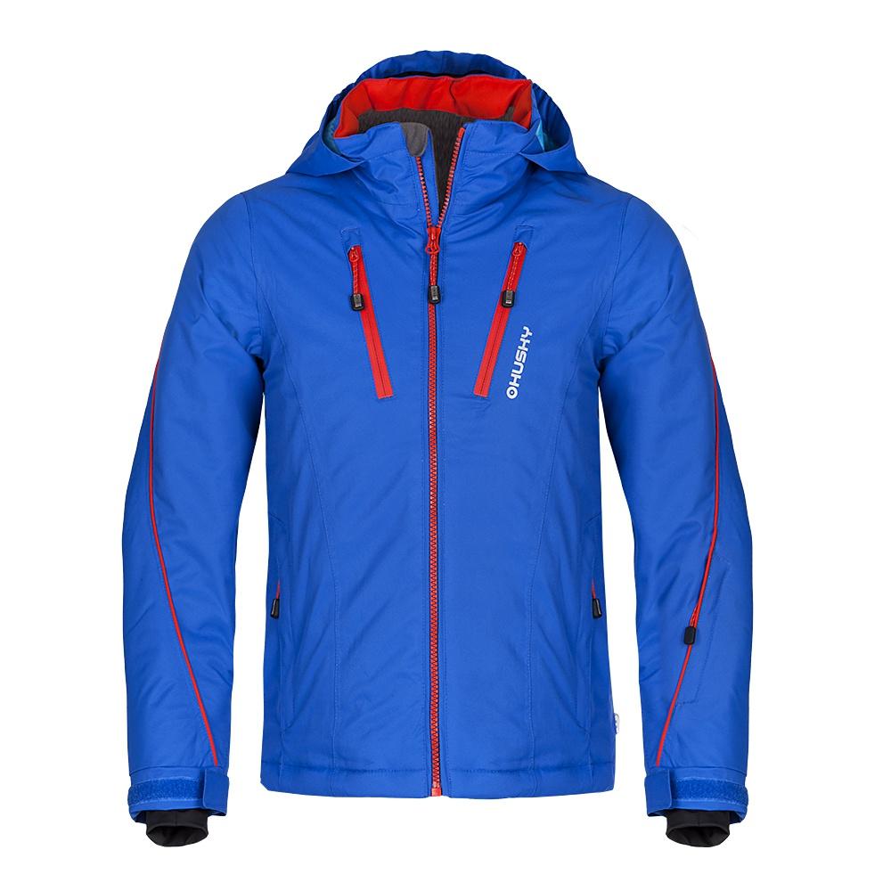 Husky Dětská lyžařská bunda Lona modrá Velikost: 146