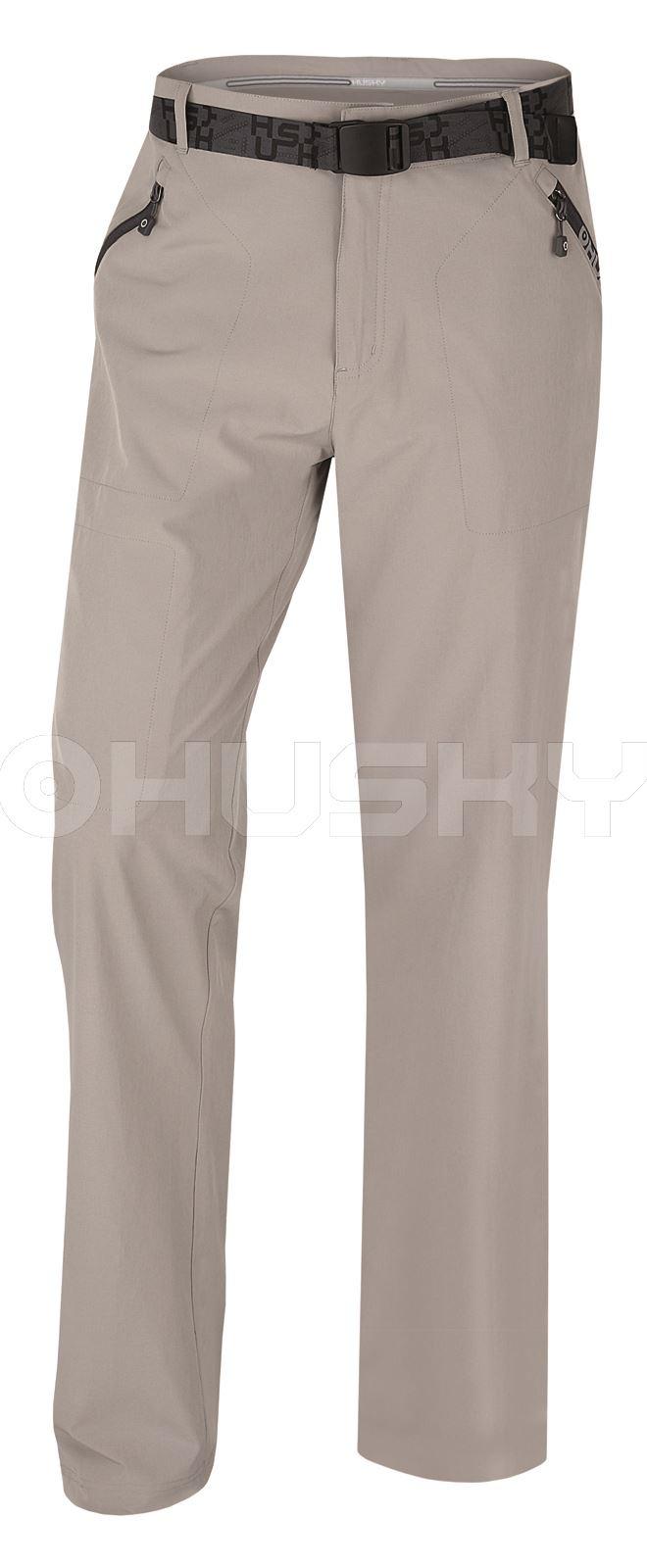 Husky Pánské outdoor kalhoty Propy M šedá Velikost: M