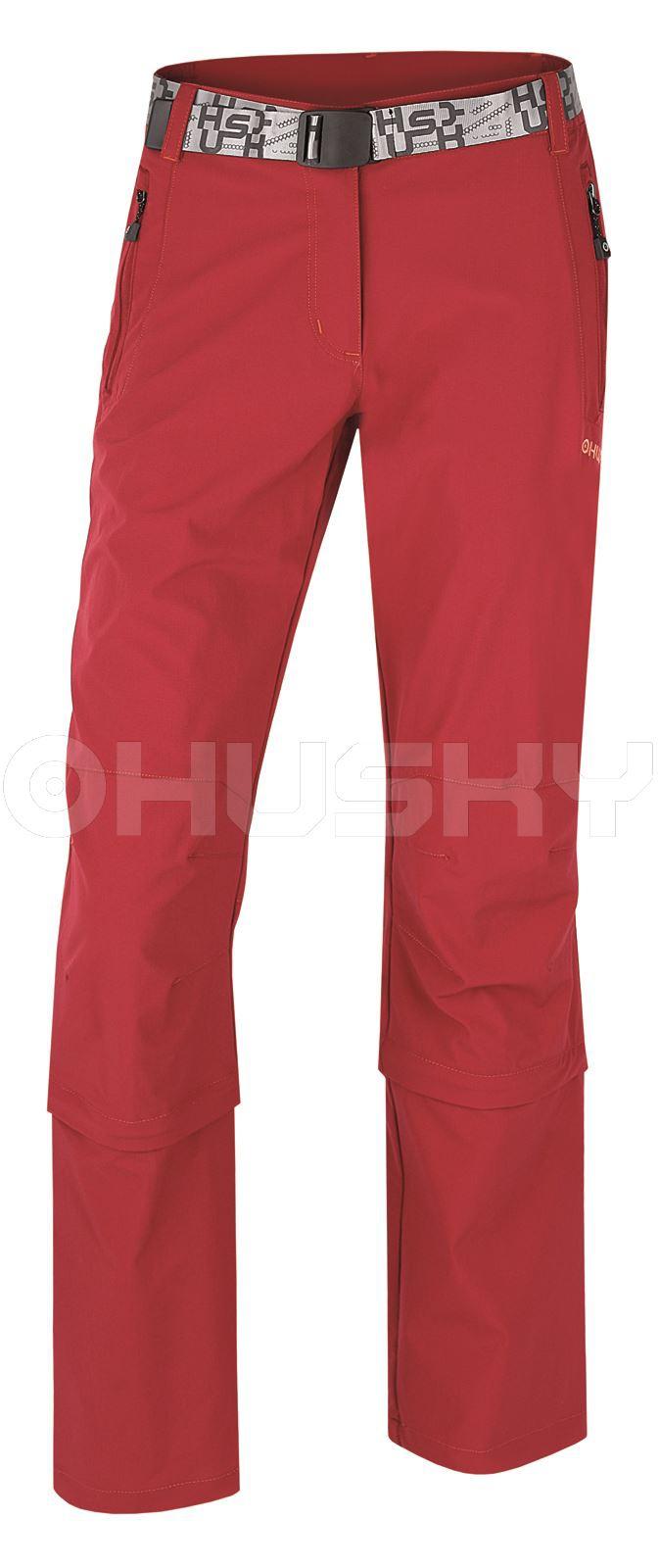 Husky Dámské outdoor kalhoty Pilon L tm. fialová Velikost: XL