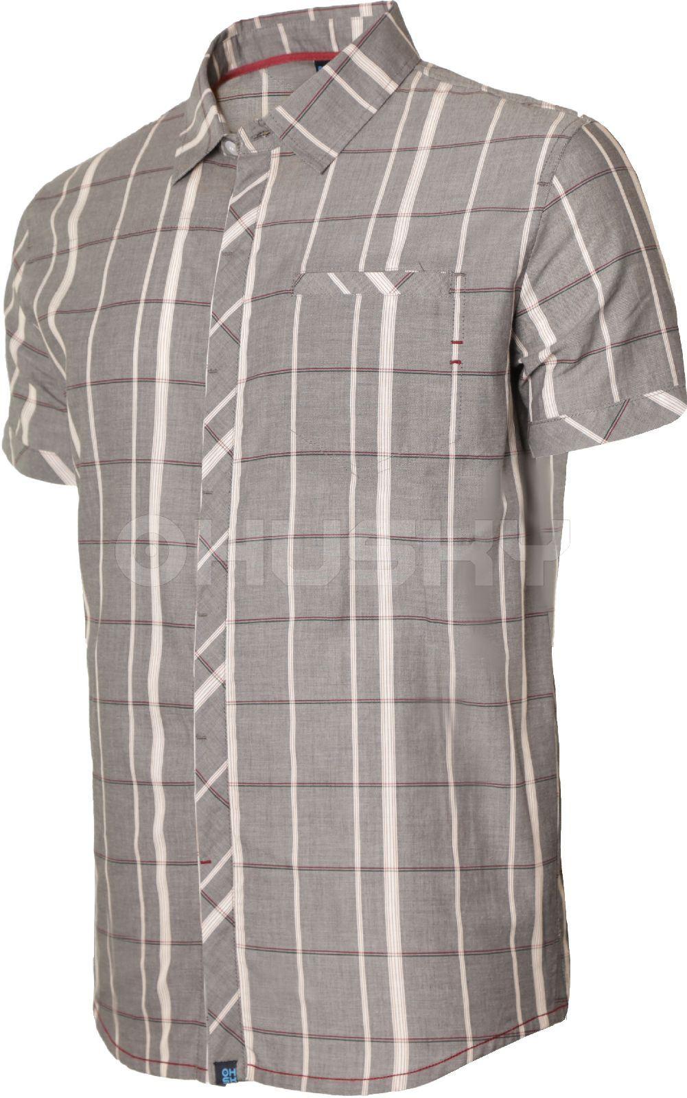 Husky Pánská košile Greim šedá Velikost: M