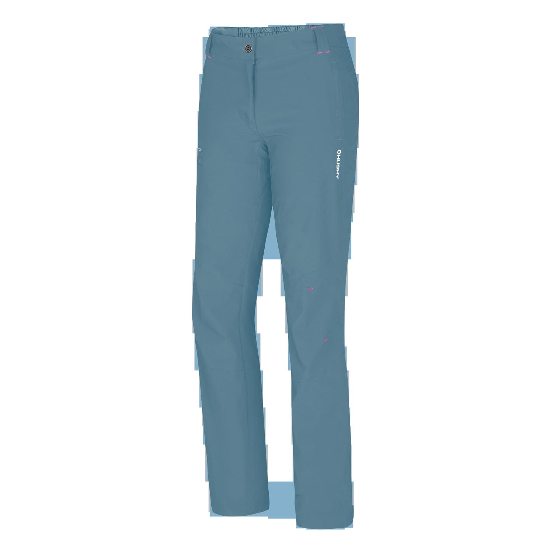 Husky Dámské kalhoty Kliven modrá Velikost: L