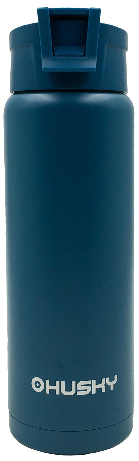 Husky Termoska Thermo Bottle 600 modrá