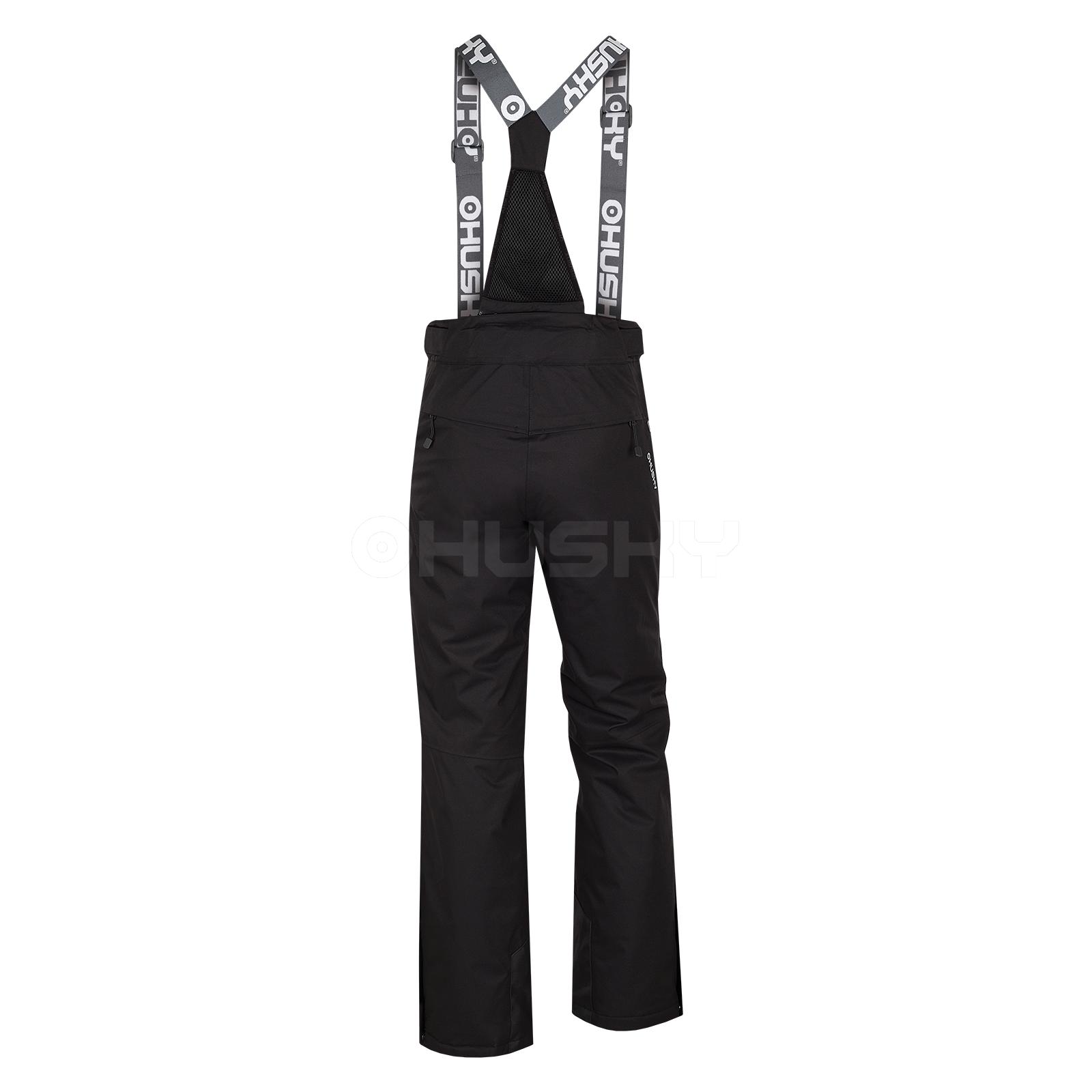 Husky Dámské lyžařské kalhoty Maryn černá Velikost: L