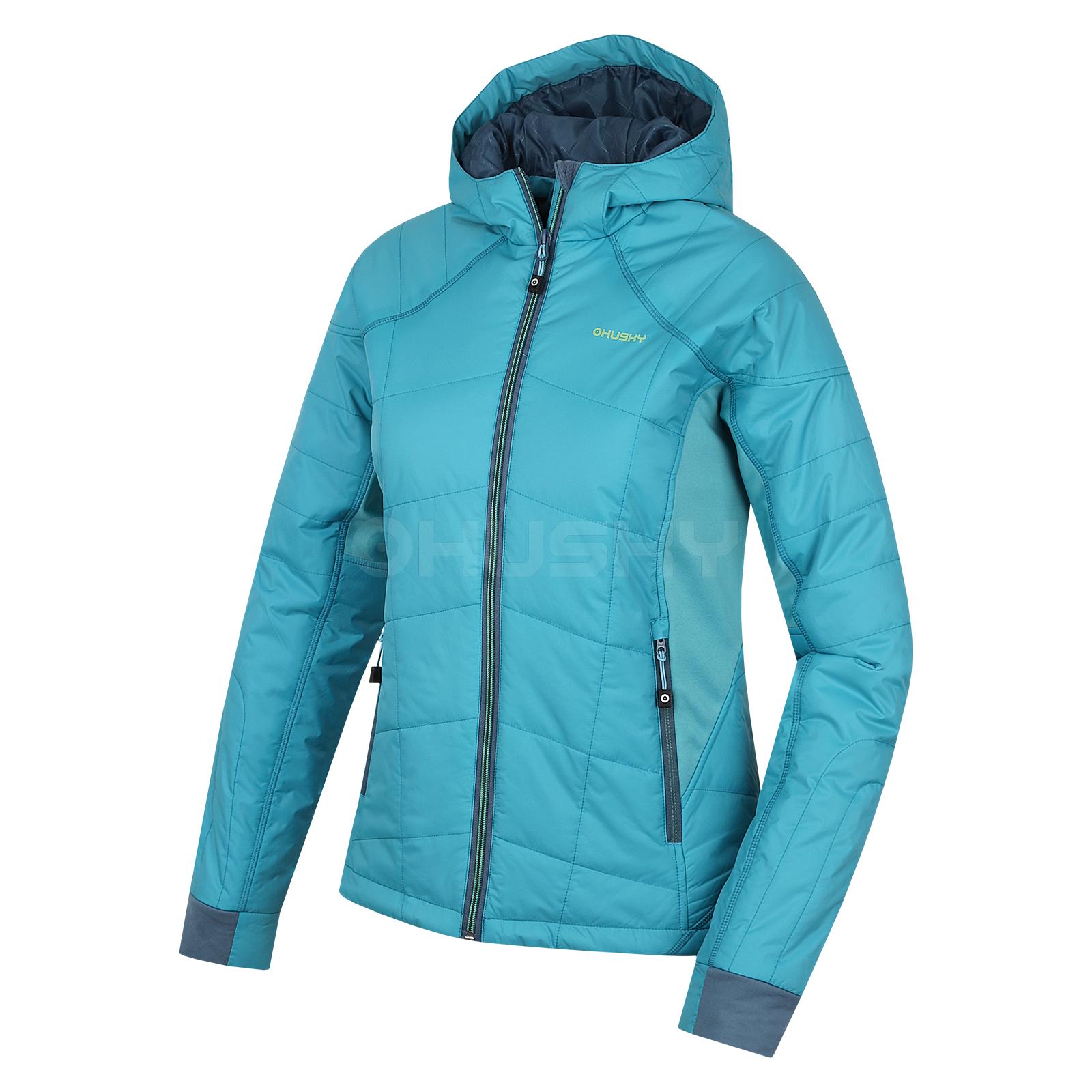 Husky Dámská outdoor bunda Naven L modrá Velikost: S