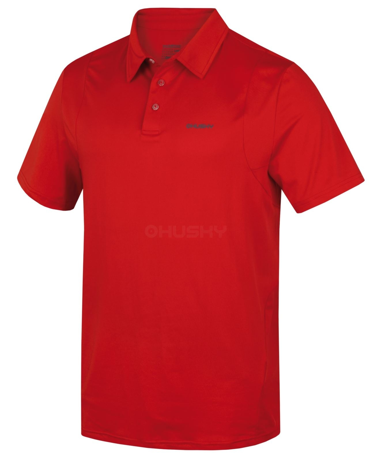 Husky Pánské triko Teril M červená Velikost: M