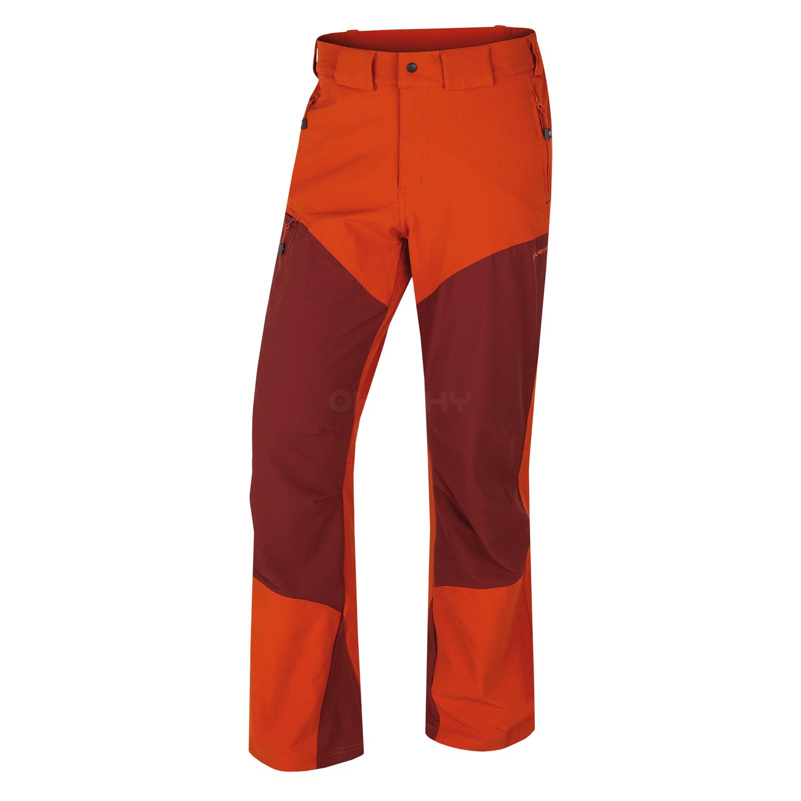 Husky Pánské outdoor kalhoty Keiry M sv. hnědá Velikost: XL