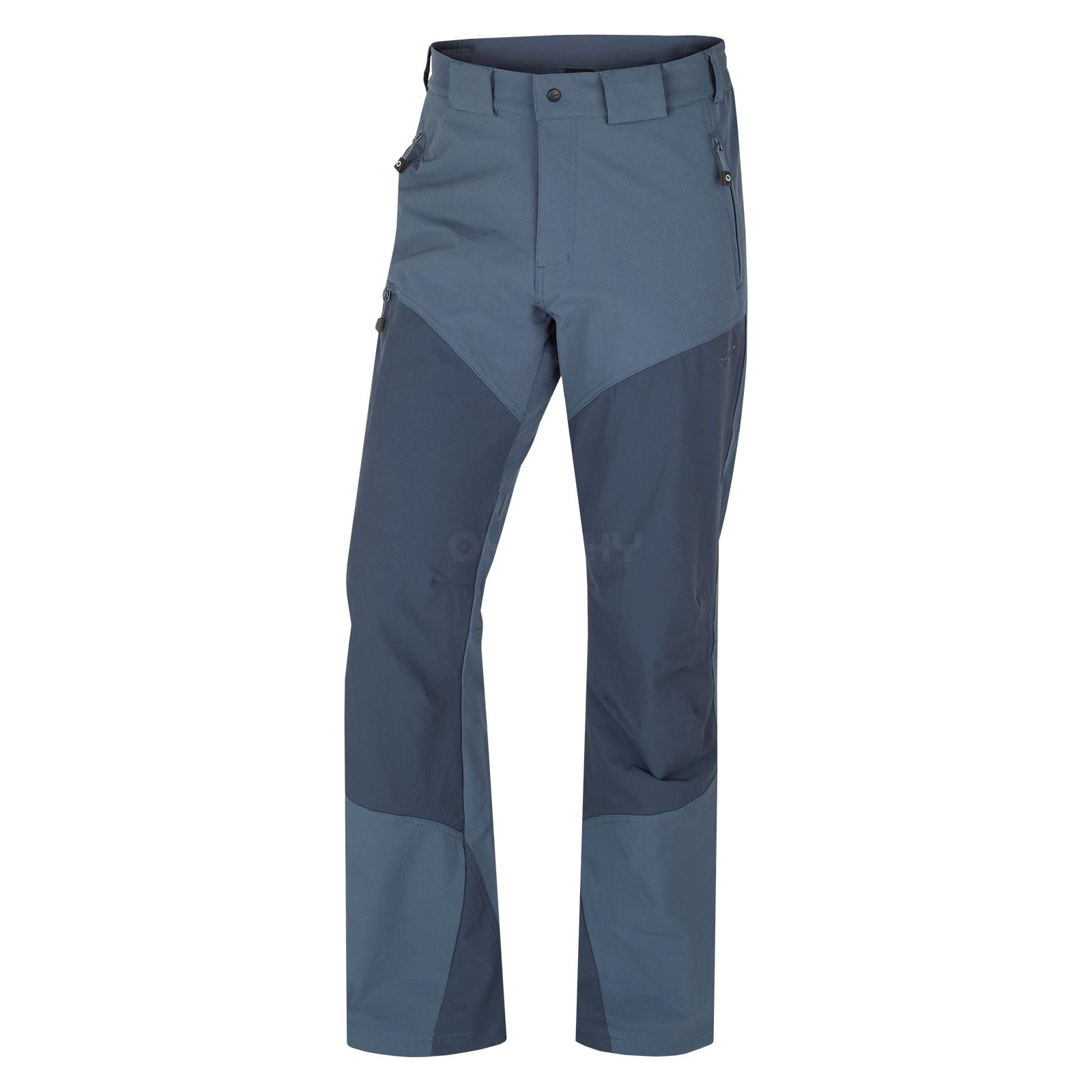 Husky Pánské outdoor kalhoty Keiry M tm. šedá Velikost: XXL