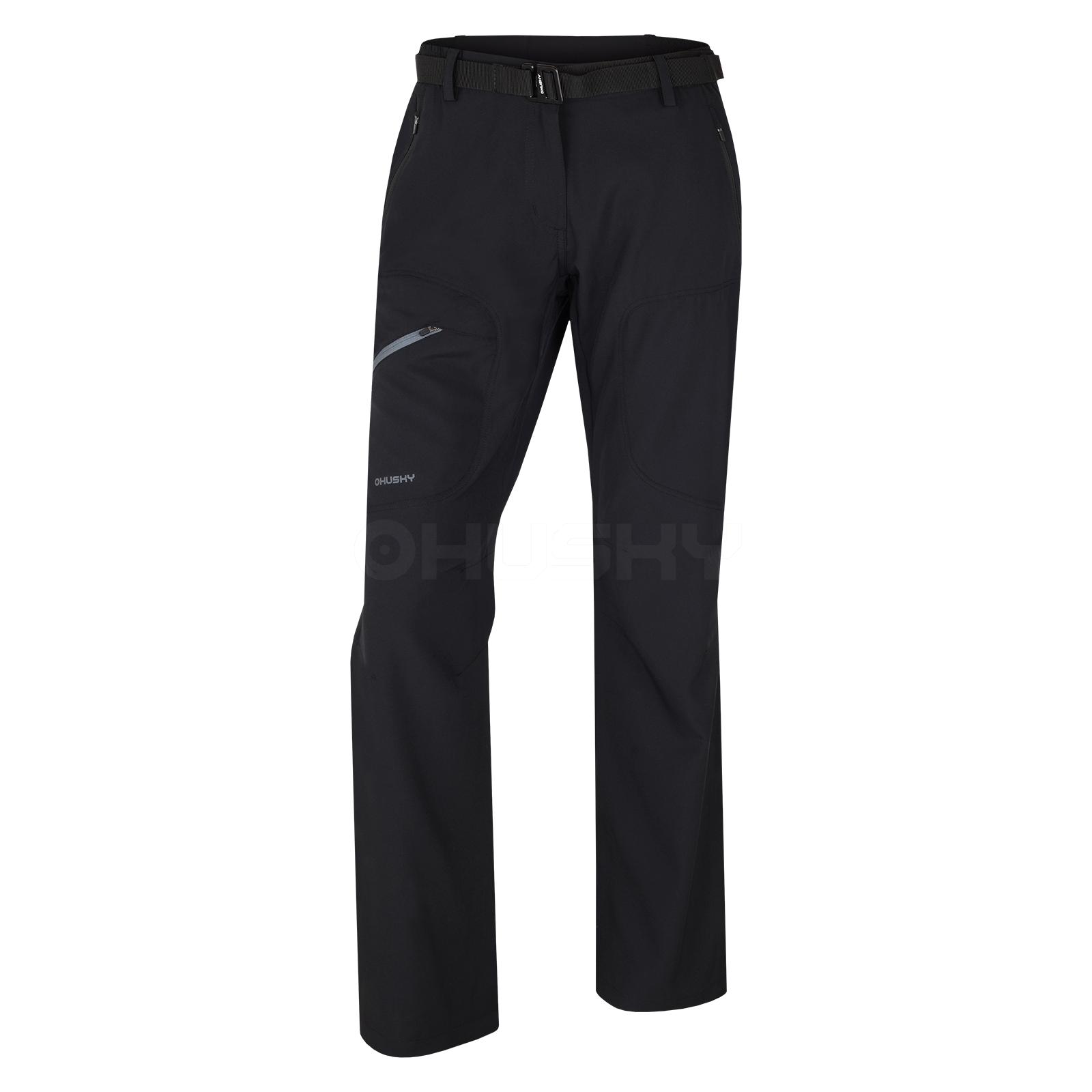 Husky Dámské outdoor kalhoty Keasy L černá Velikost: M
