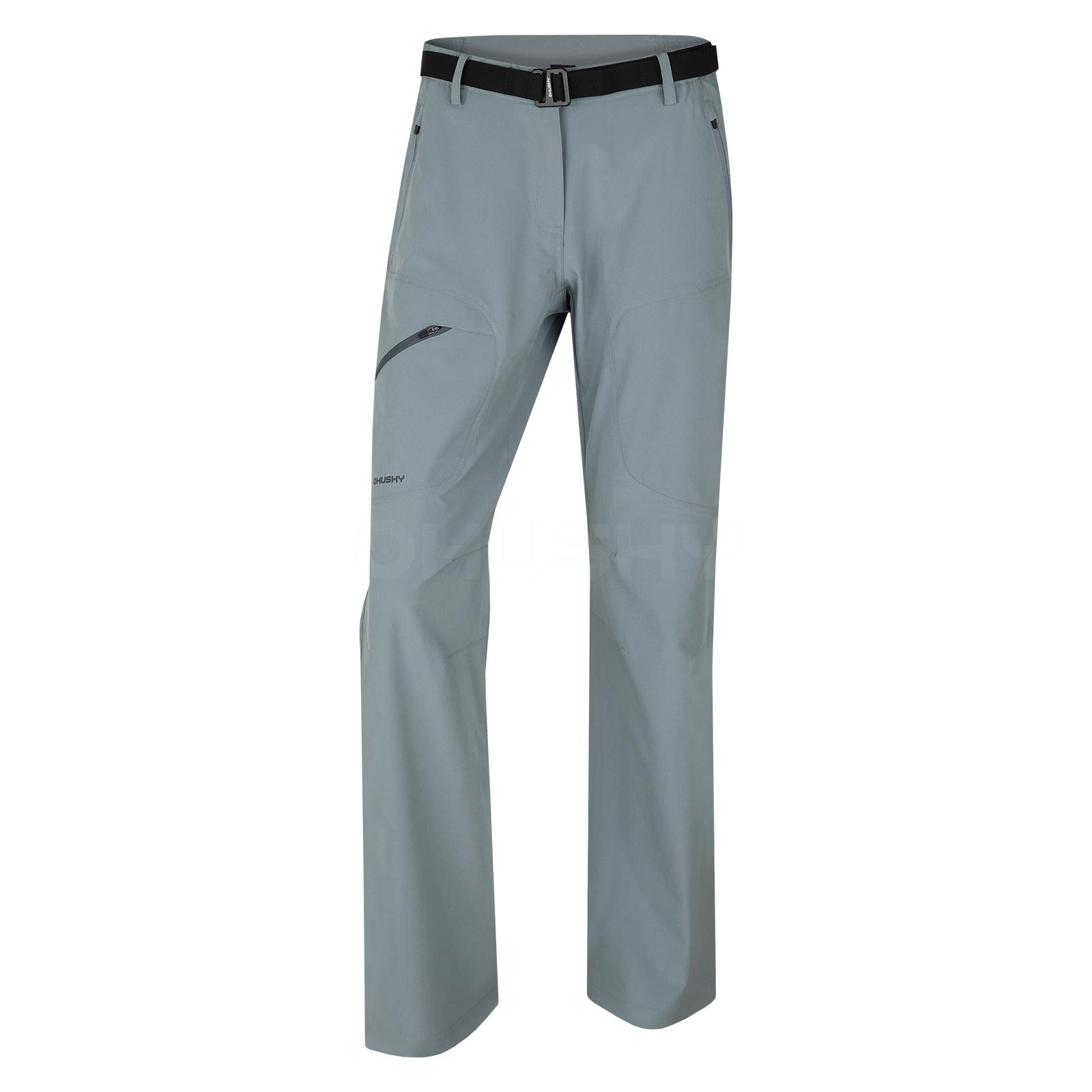 Husky Dámské outdoor kalhoty Keasy L šedá Velikost: XL