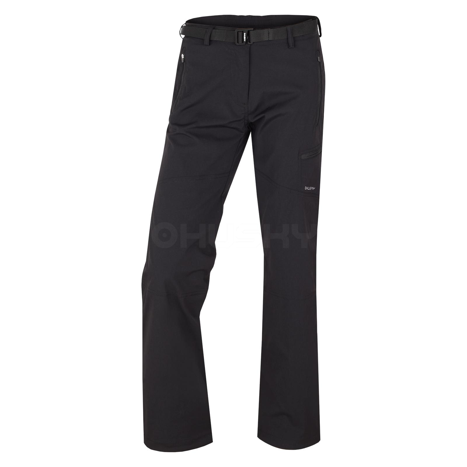 Husky Dámské outdoor kalhoty Kauby L černá Velikost: XS
