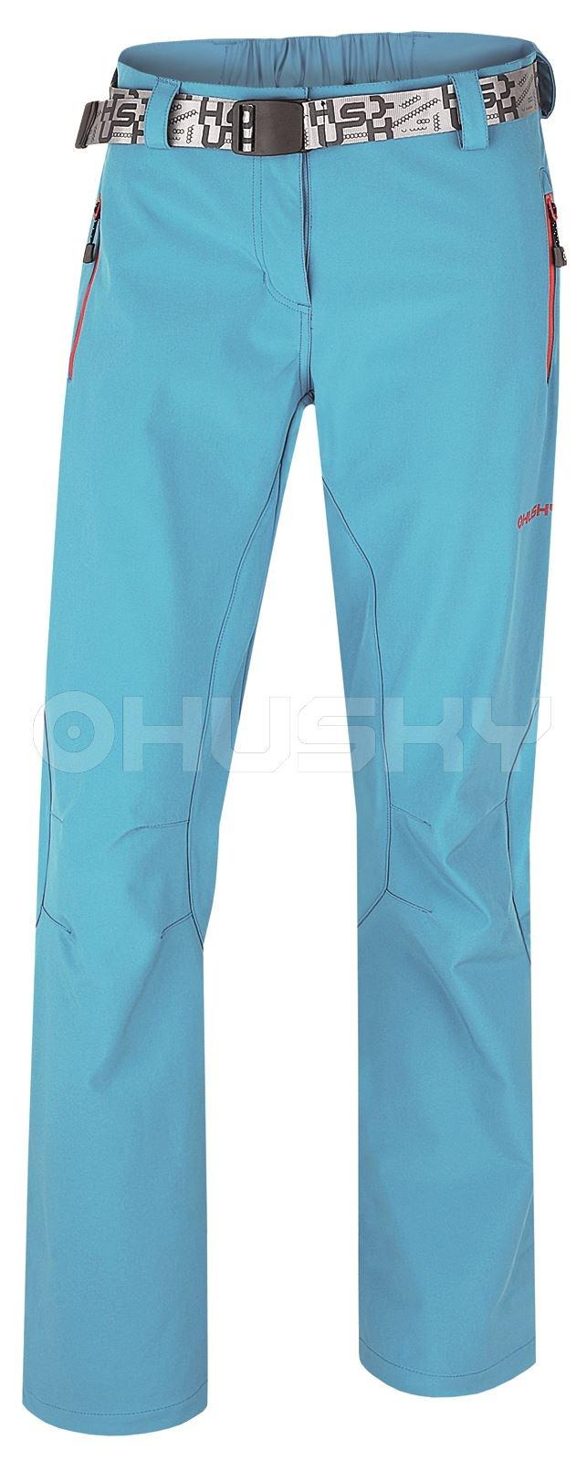Husky Dámské outdoor kalhoty Lastop L modrá Velikost: L