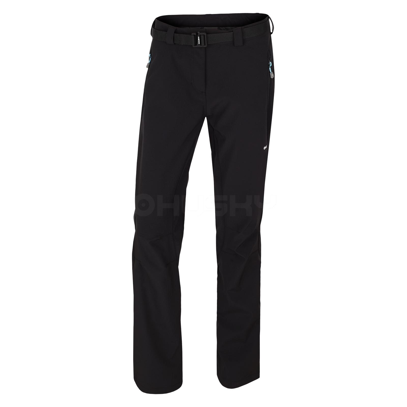 Husky Dámské outdoor kalhoty Lastop L černá Velikost: XL