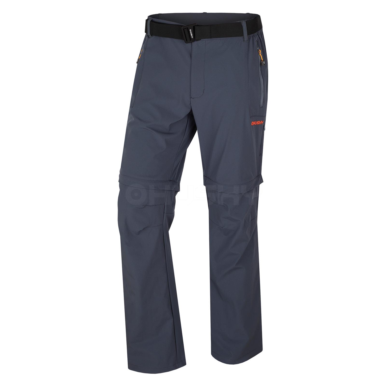 Husky Pánské outdoor kalhoty Pilon M antracit Velikost: L