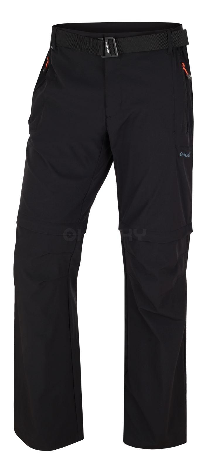 Husky Pánské outdoor kalhoty Pilon M černá Velikost: XL