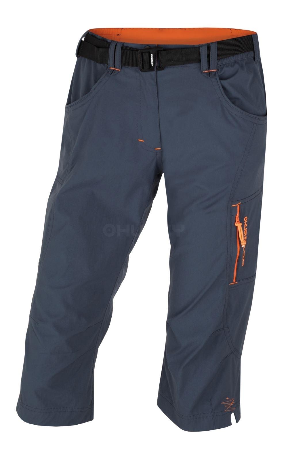 Husky Dámské 3/4 kalhoty Klery L antracit Velikost: XL