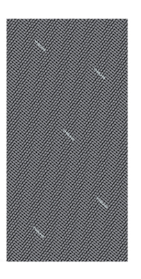 Husky multifunkční šátek Portis černá ca3739fad9