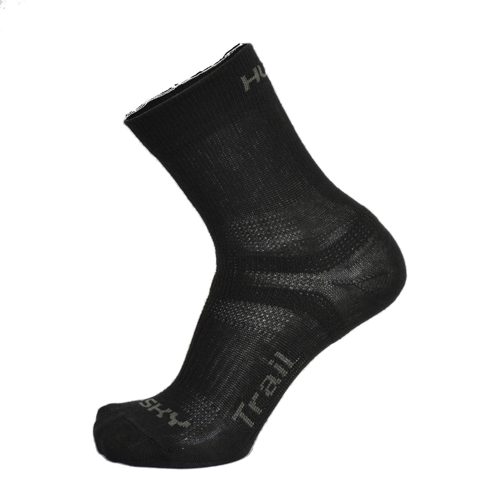 Husky Ponožky Trail černá Velikost: M (36-40) ponožky
