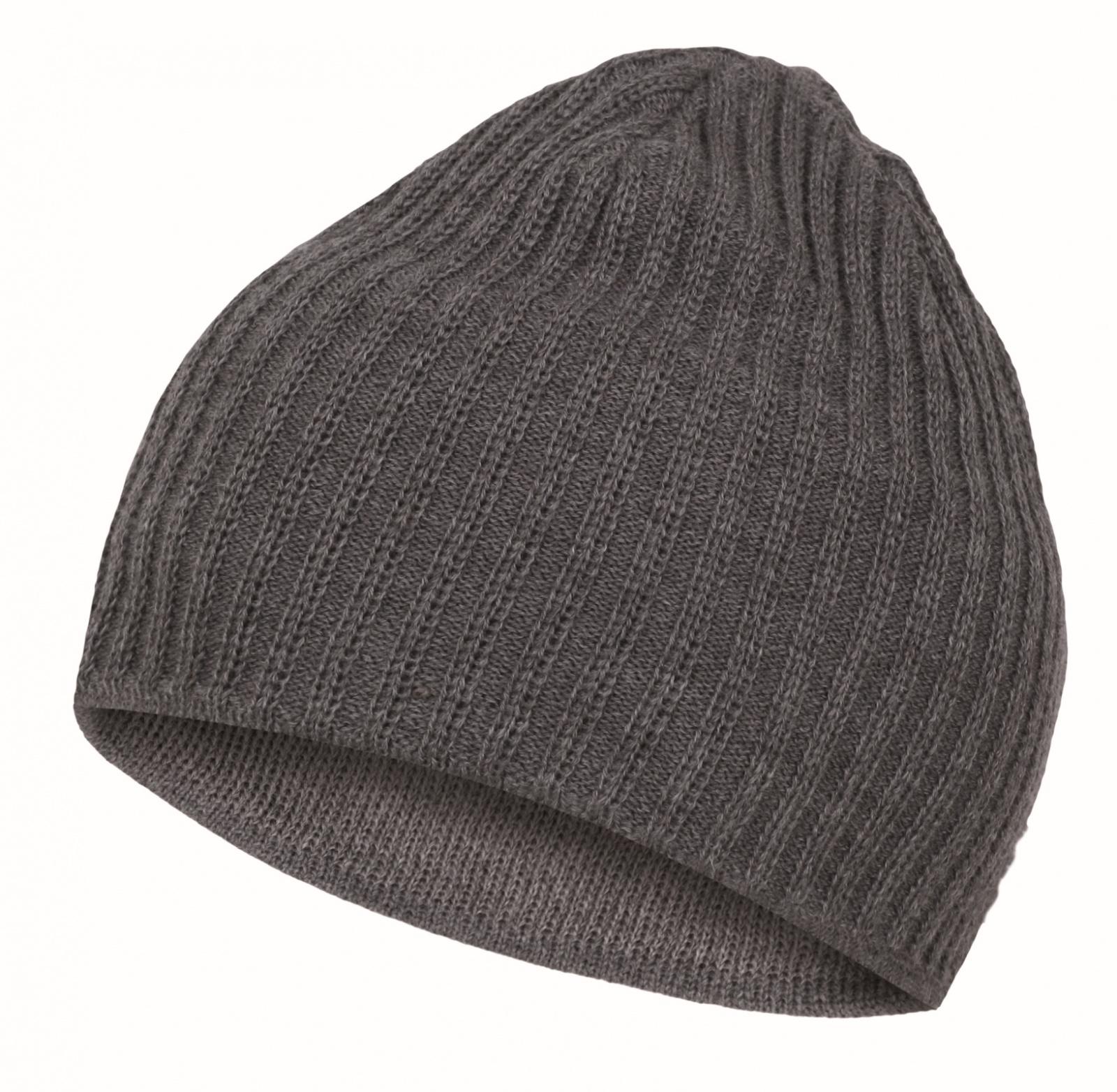 Husky Pánská čepice Cap 4 šedá Velikost: L-XL