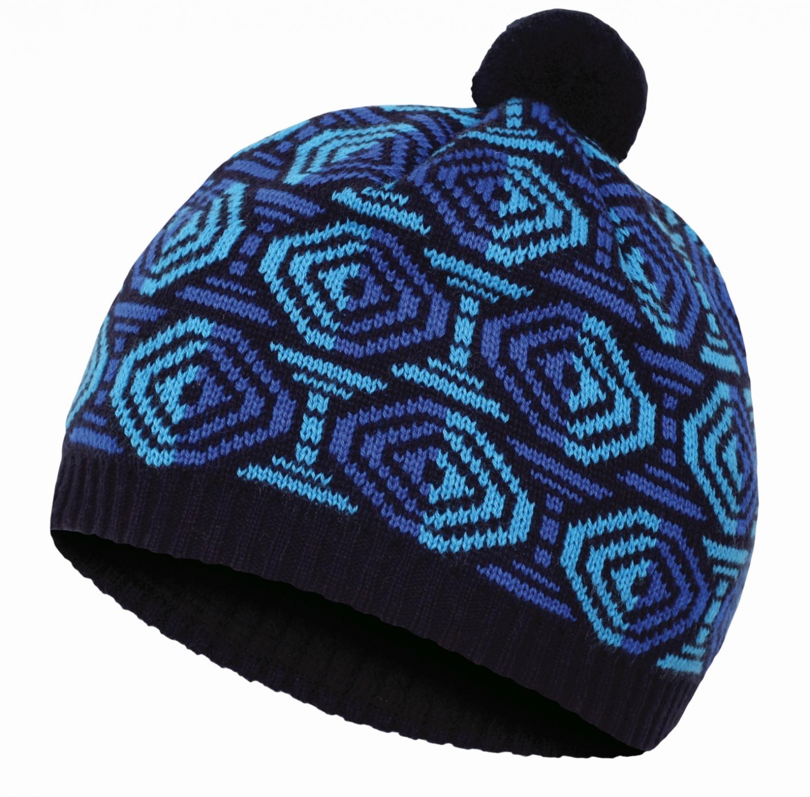 Husky Pánská čepice Cap 6 modrá Velikost: L-XL