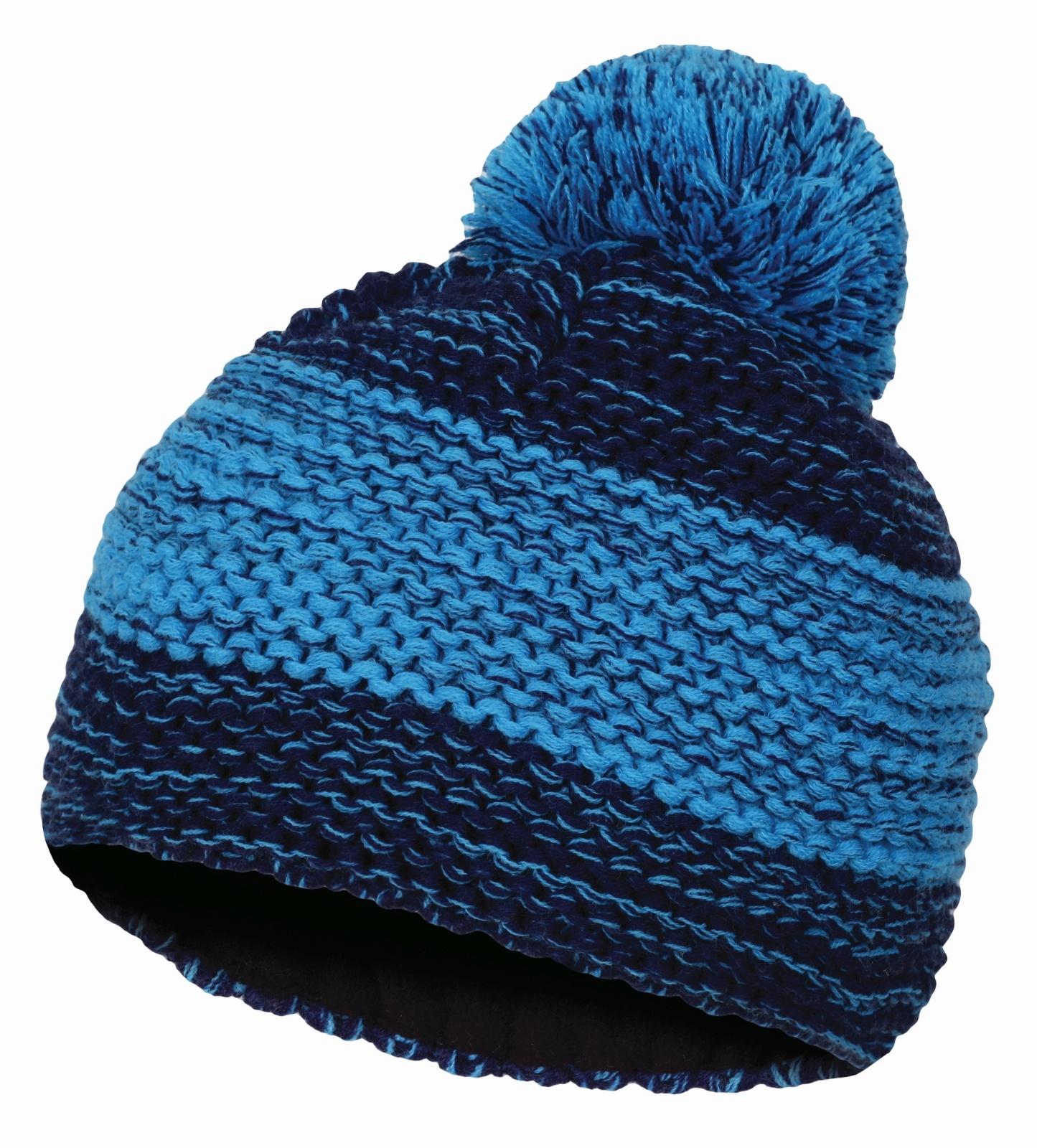 Husky Dámská čepice Cap 7 modrá Velikost: S-M