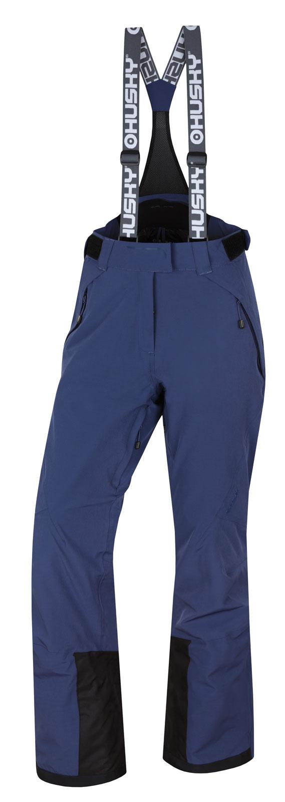 Husky Dámské lyžařské kalhoty Goilt L modrá Velikost: L