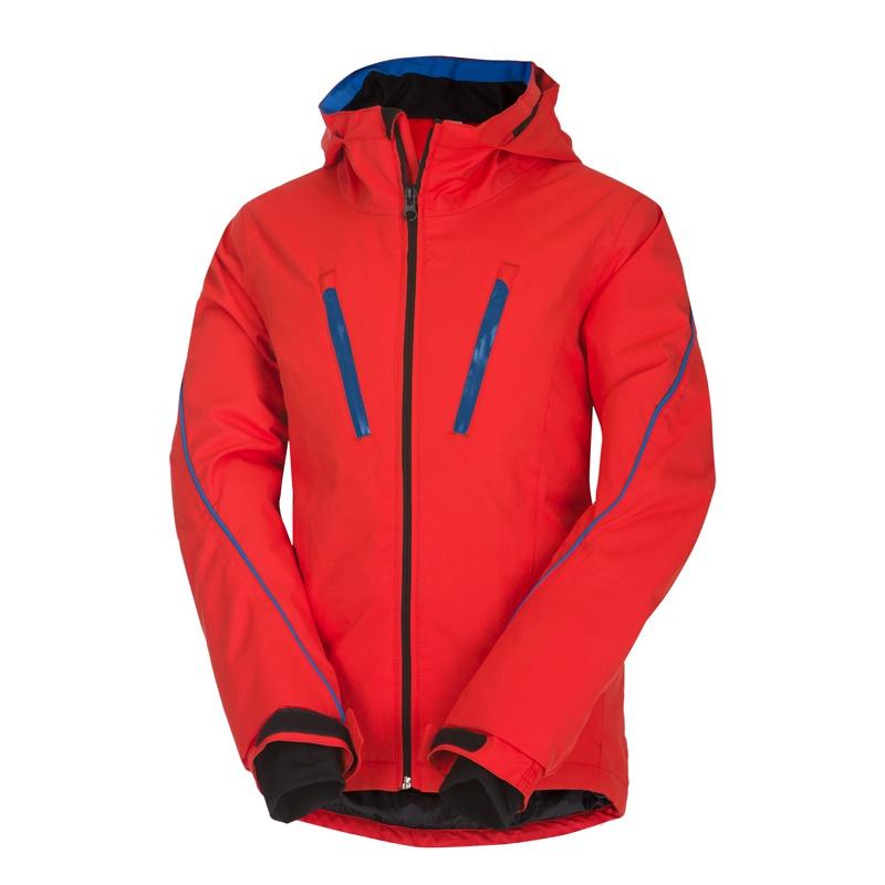 Husky Dětská lyžařská bunda Lona Kids oranžová Velikost: 122