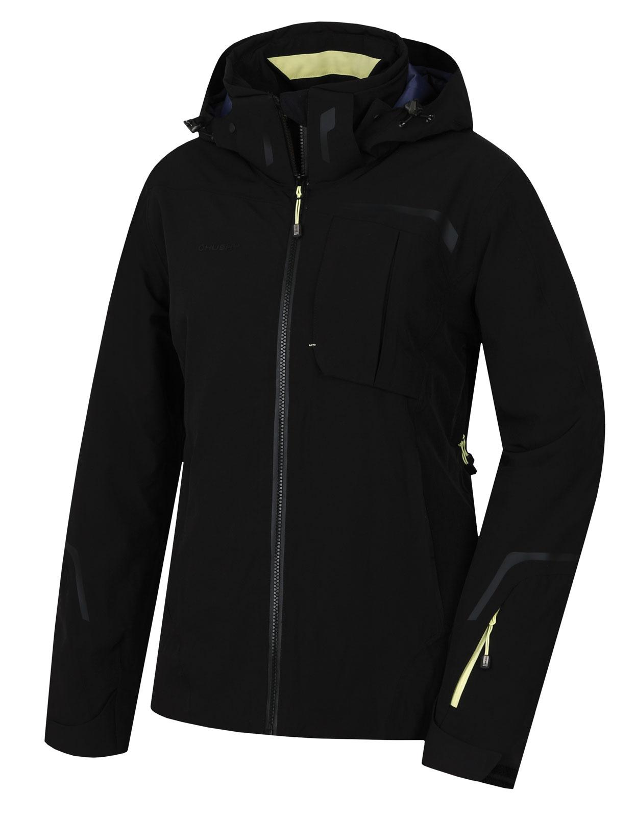 Husky Dámská lyžařská bunda Gerbis L černá Velikost: L
