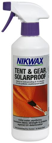 Nikwax T&G Solar Proof Spray-on 500ml