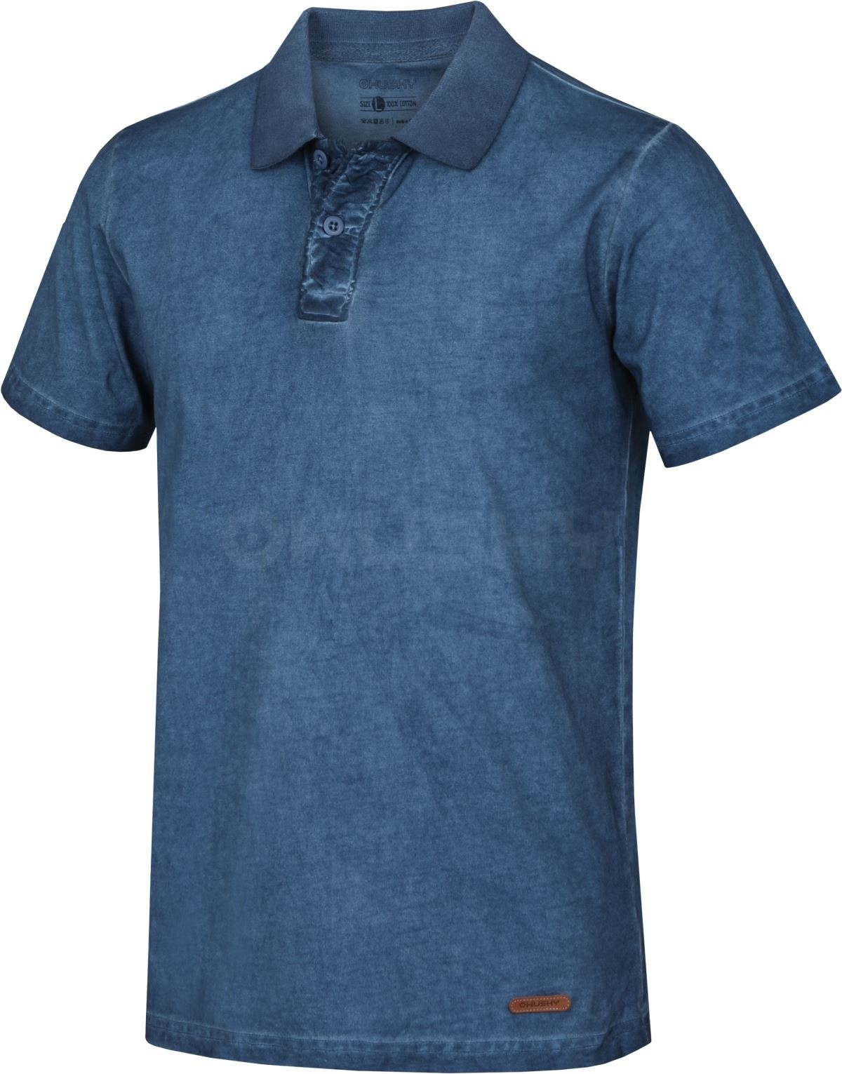 Husky Pánské triko Taron M modrá Velikost: L