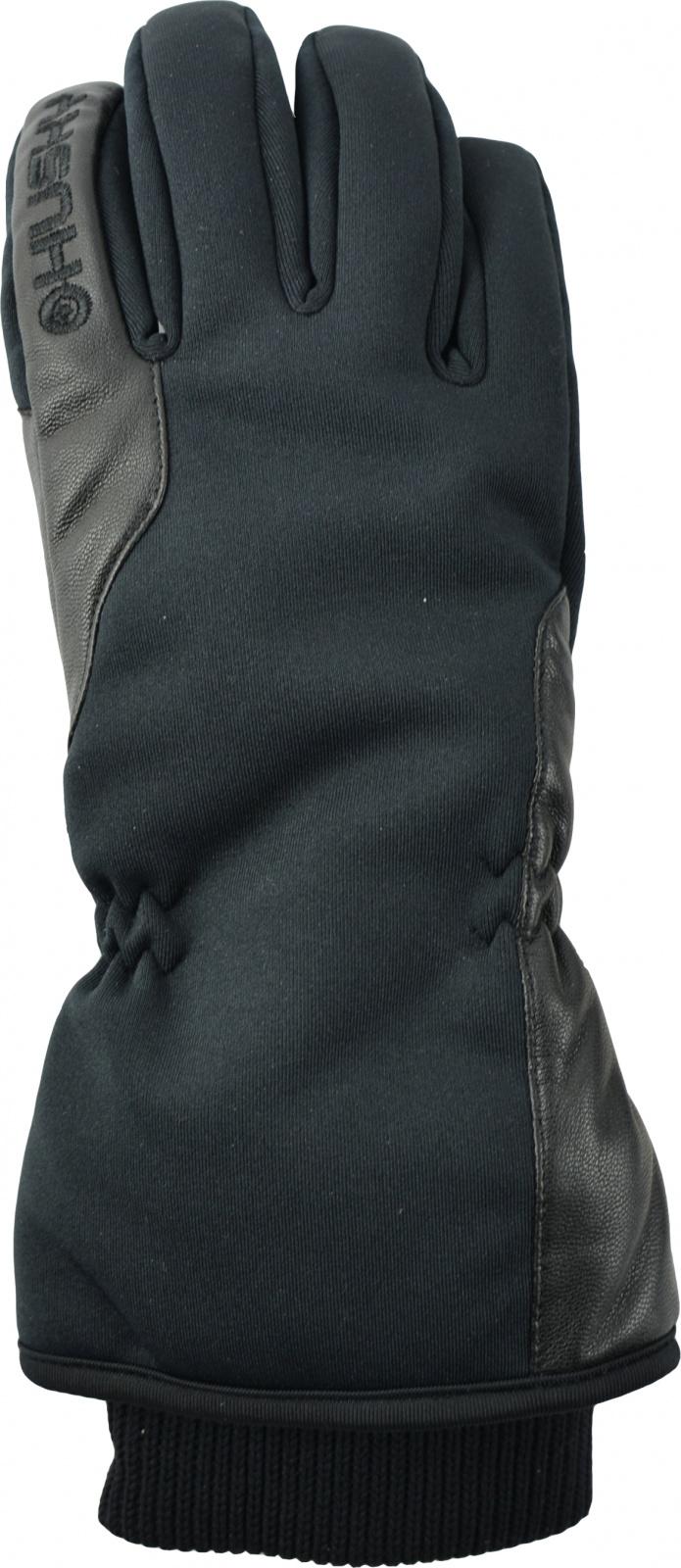 Husky Dámské rukavice Evely černá Velikost: L