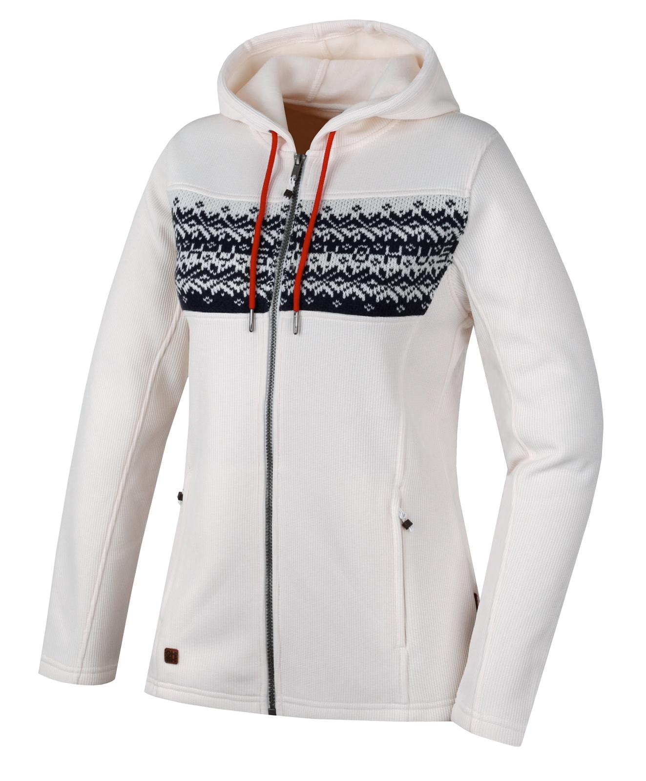 Husky Dámský svetr Klaider L bílá Velikost  L 7ba4266411