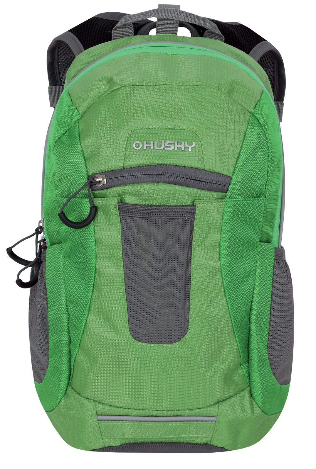 f5b1f6980 Batoh husky jelly 10l zelena | Sleviste.cz
