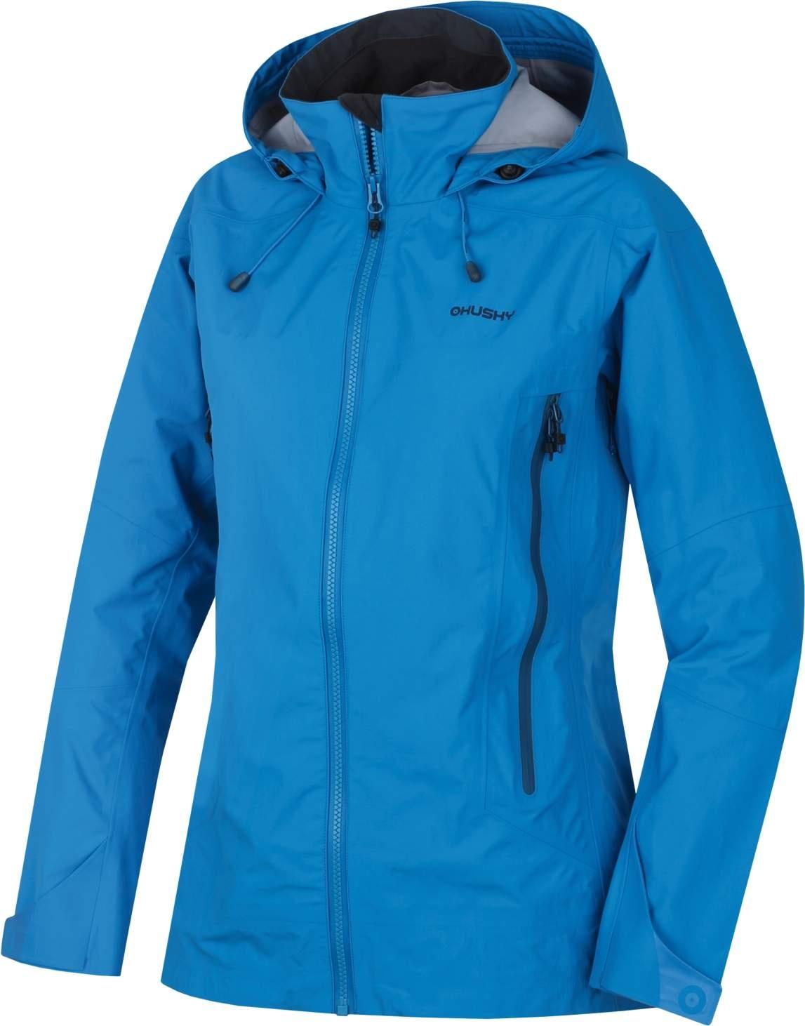 Husky Dámská outdoor bunda Nakron L modrá Velikost: M