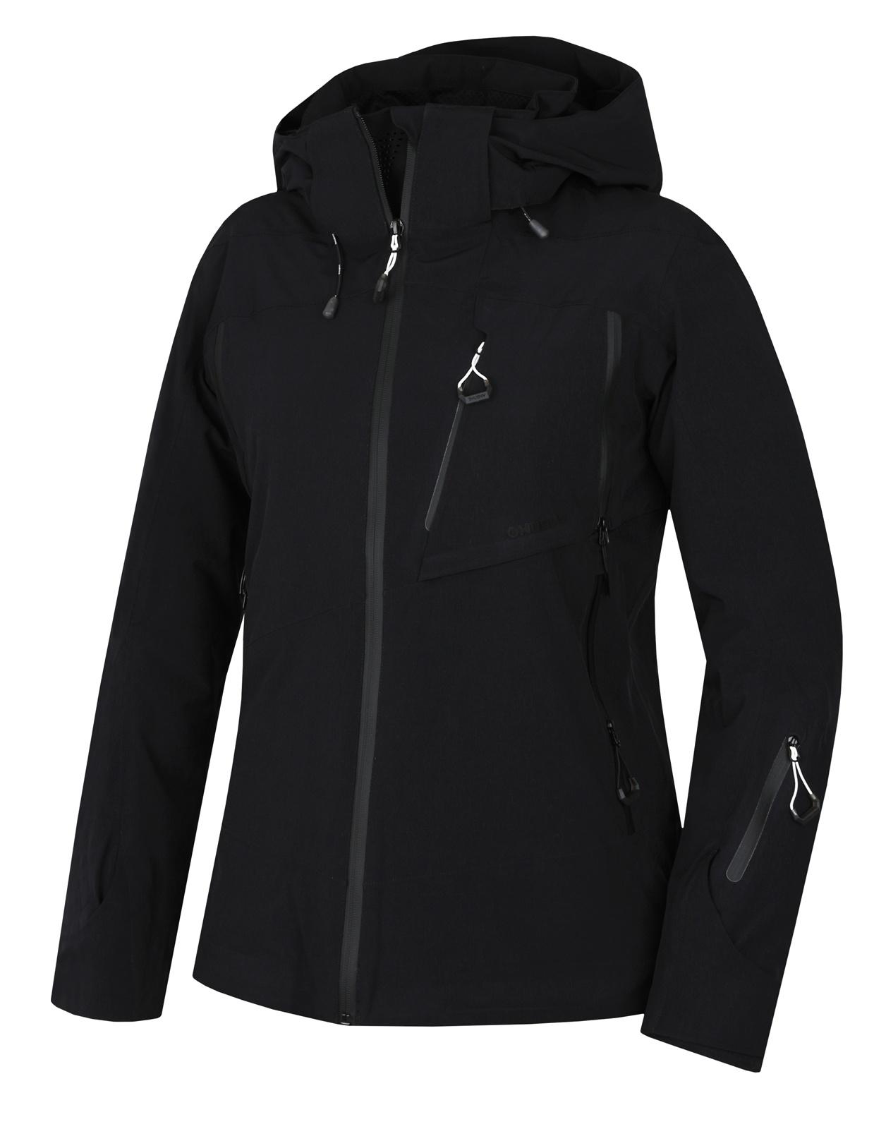 Husky Dámská lyžařská bunda Mayni L černá Velikost: M
