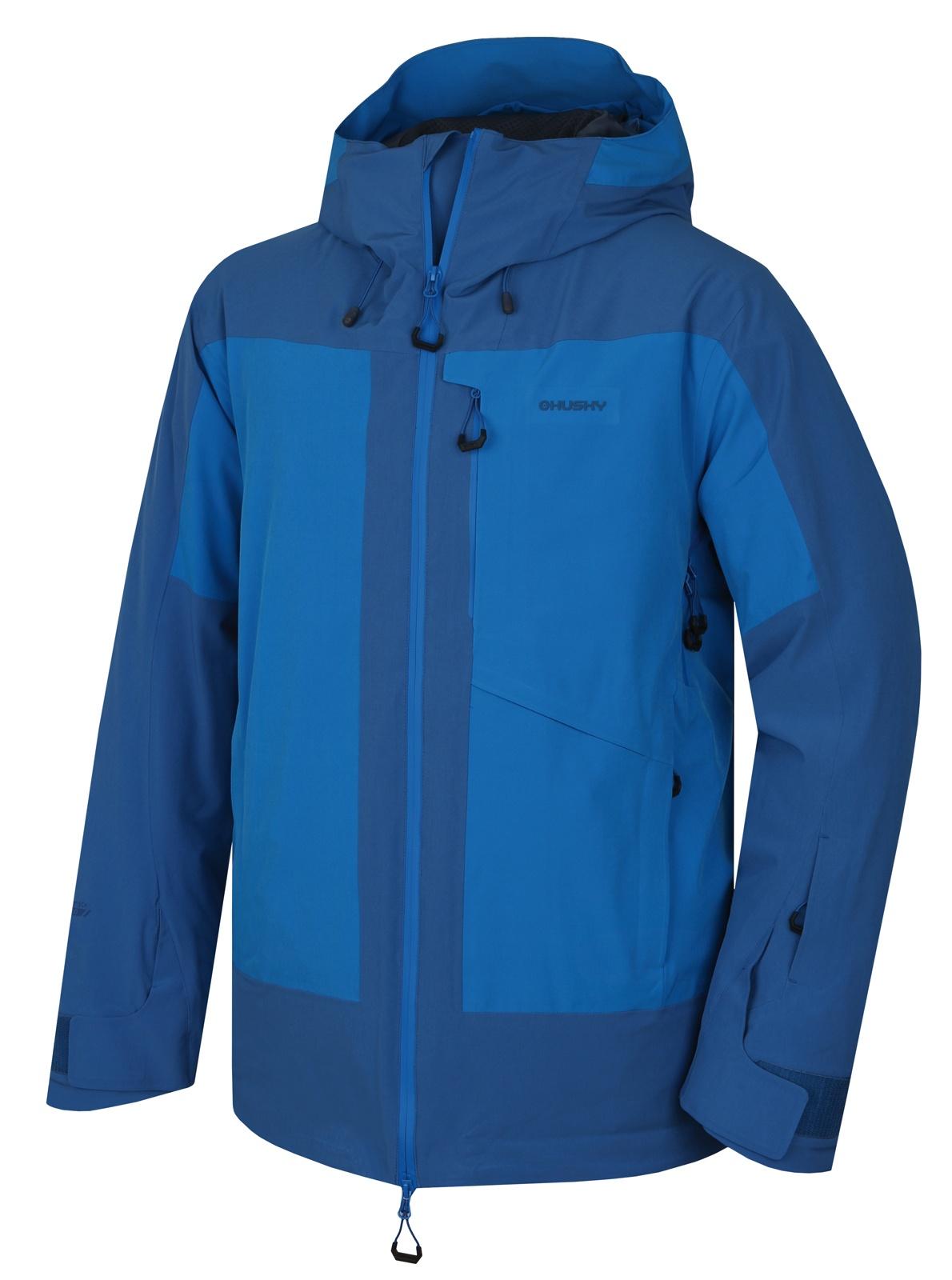 Husky Pánská lyžařská bunda Gotha M tm. modrá Velikost: L