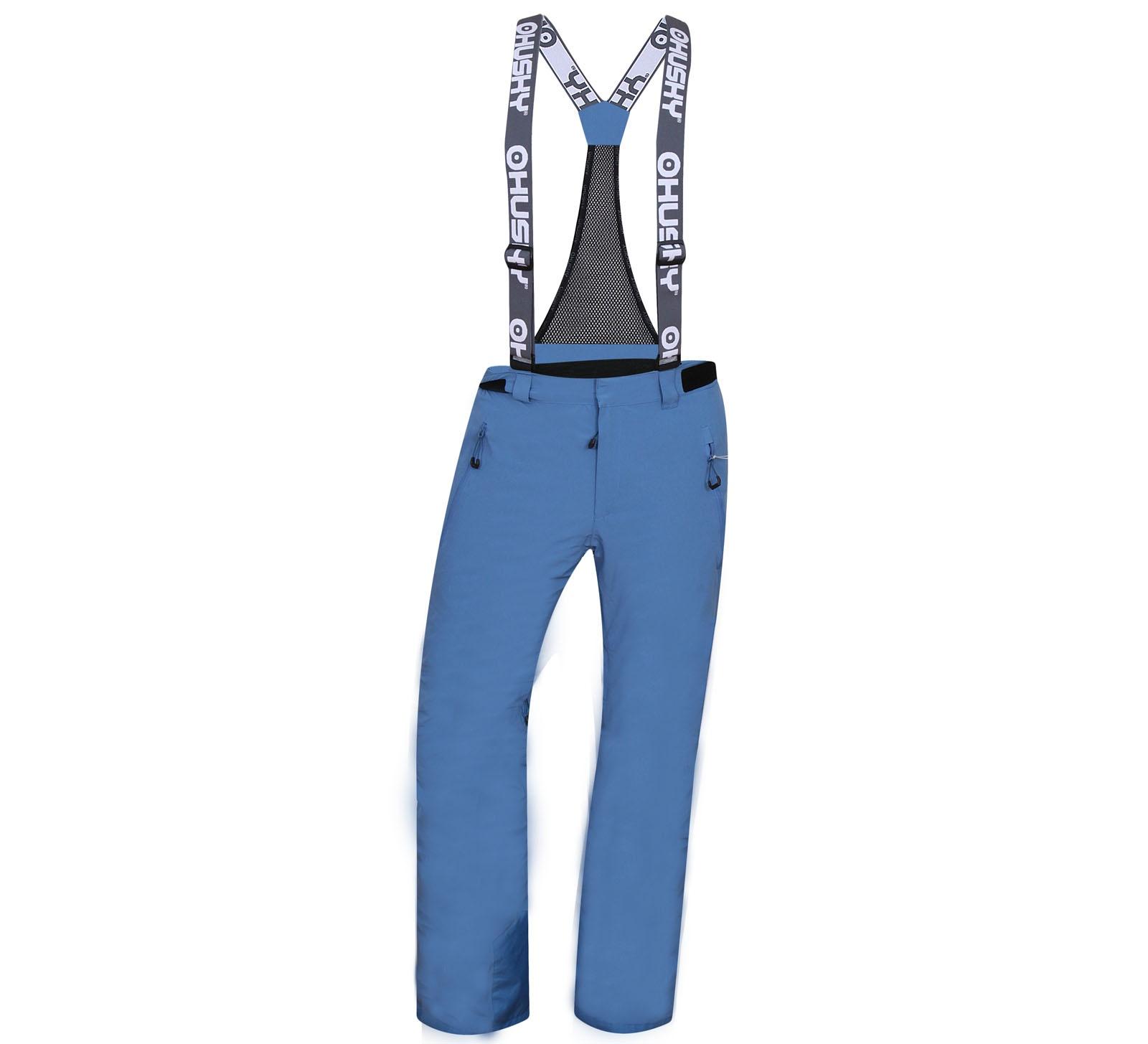 Husky Pánské lyžařské kalhoty Goilt M tm. modrá Velikost: XL