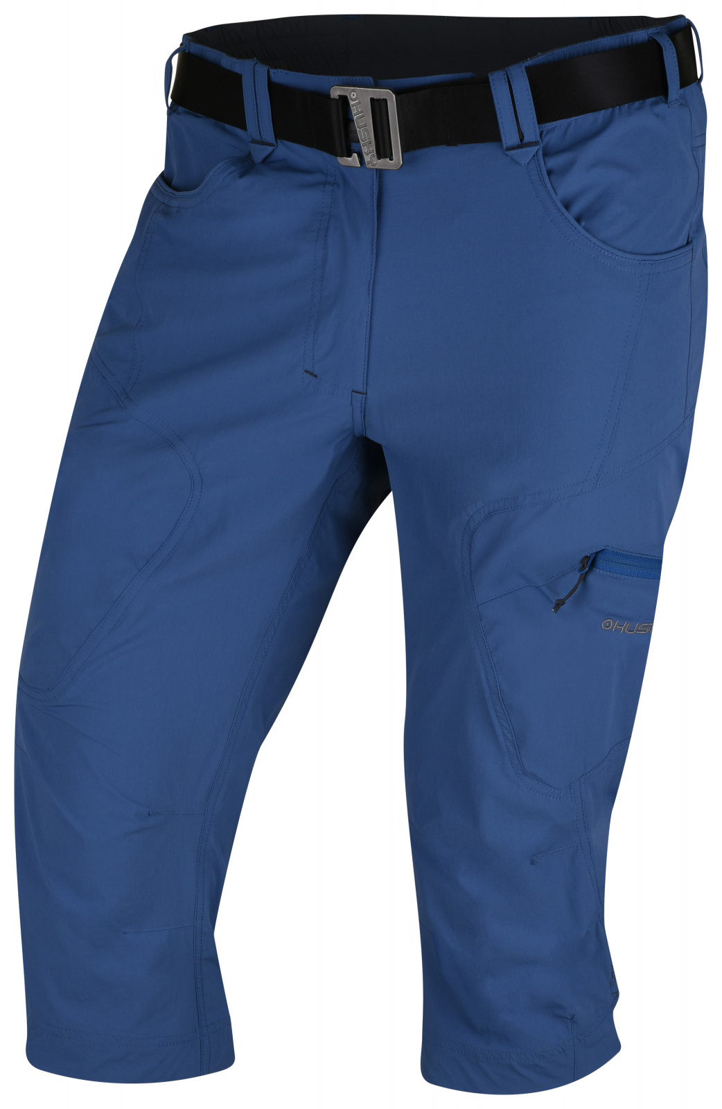 Husky Pánské 3/4 kalhoty Klery M modrá Velikost: L