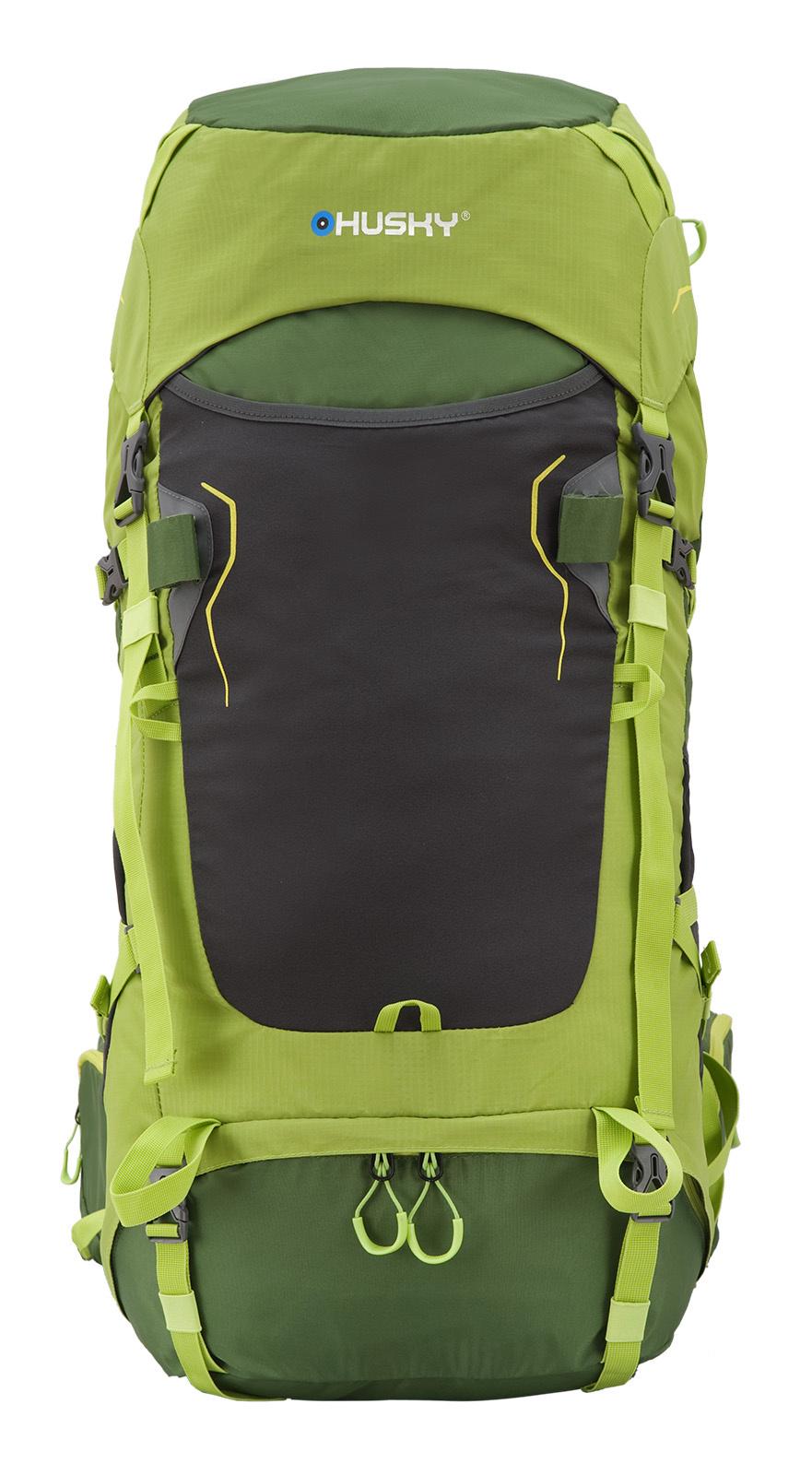 b62b0907ea Plastenka deluxe s kapsou na batoh zelena levně