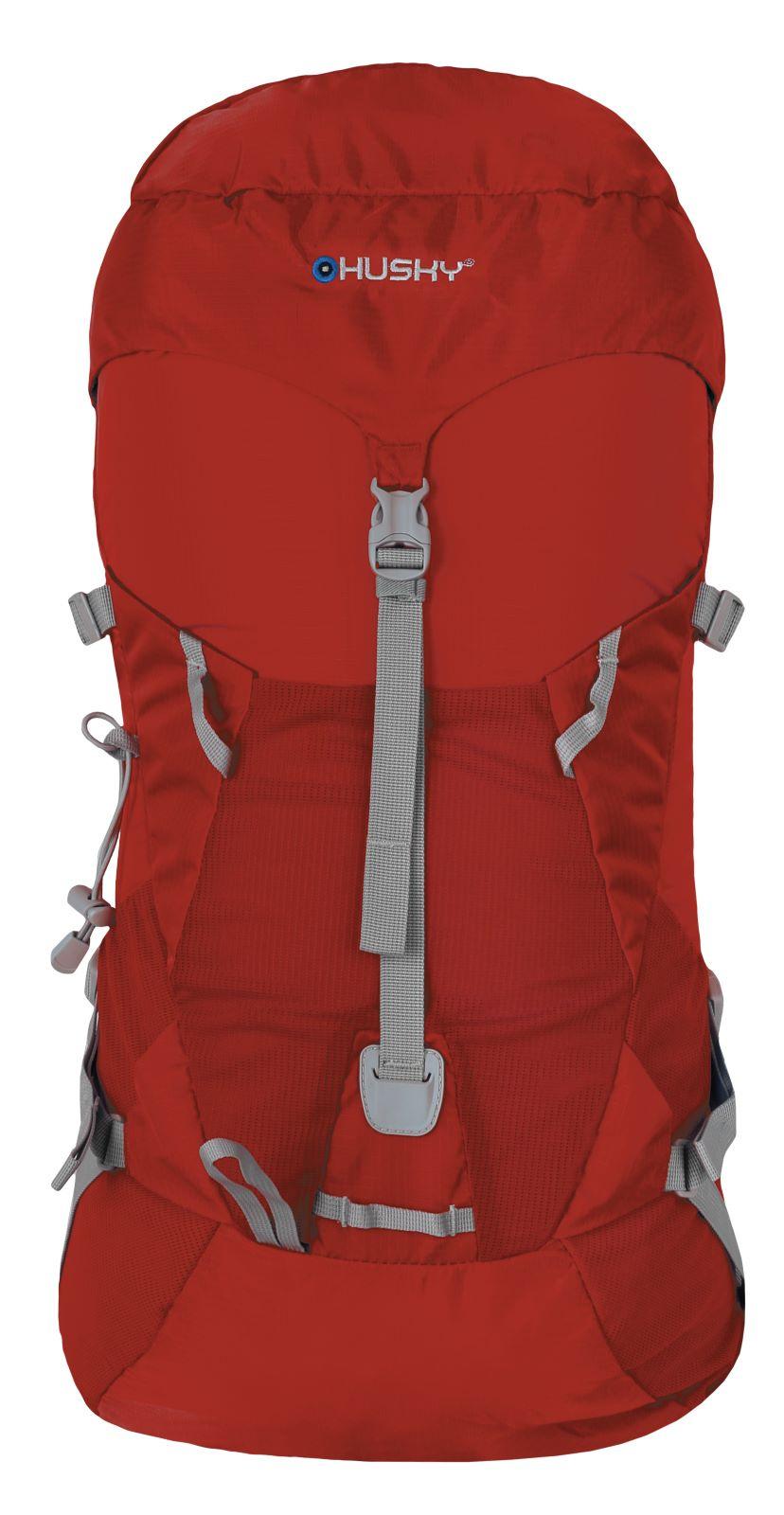 E-shop Husky Batoh Turistika Slight 33l červená