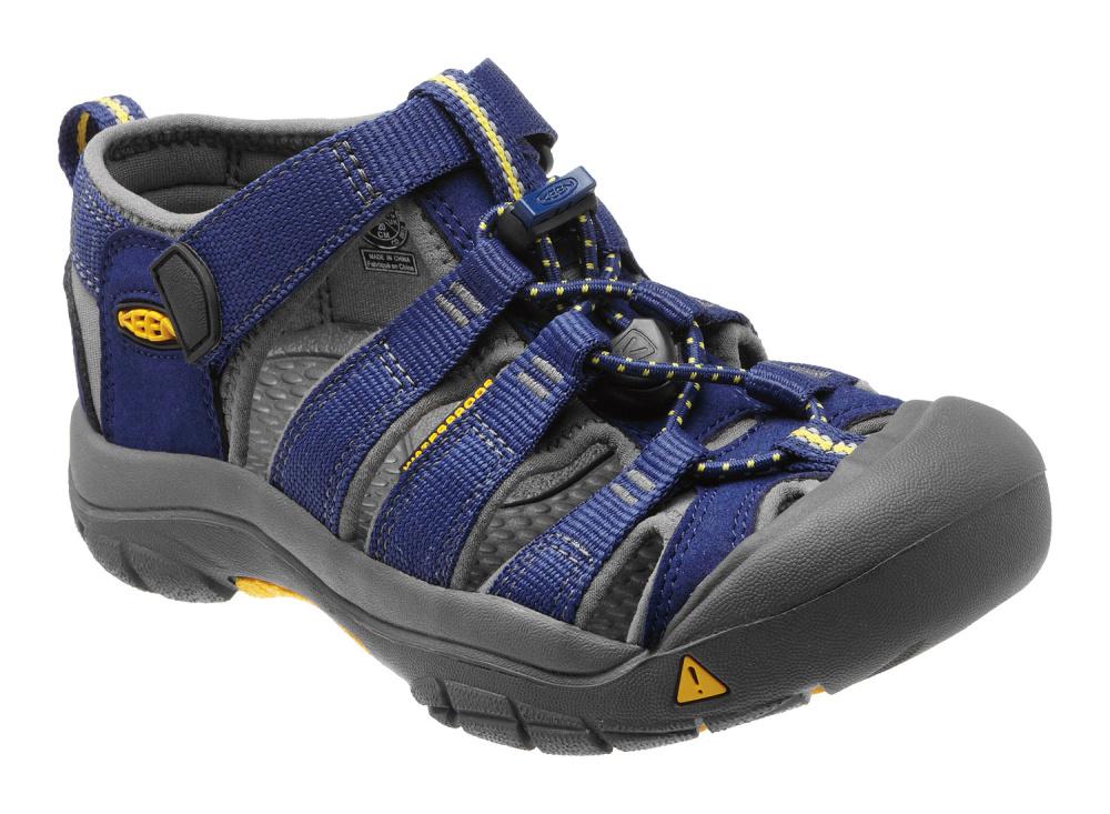 Keen Newport H2 JR blue depths/gargoyle Velikost: 34 dětské sandály