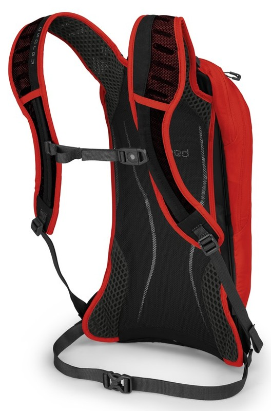 OSPREY Syncro 5 II - firebelly red - 1