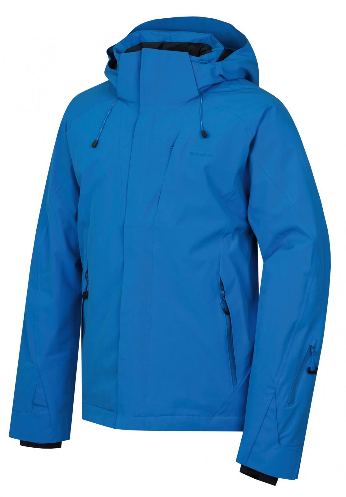 Husky Pánská lyžařská bunda Nopi M modrá Velikost: M