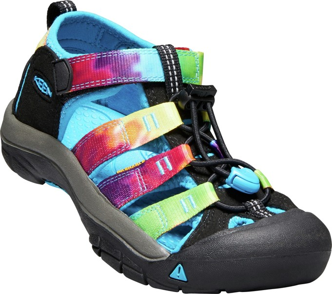 Keen Newport H2 Jr rainbow tie dye Velikost: 37