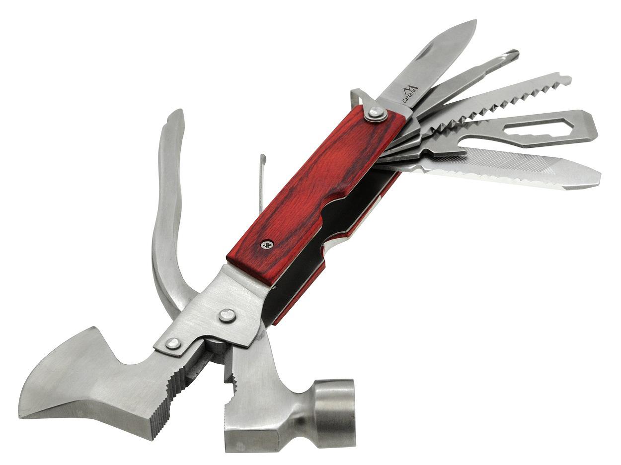 Cattara Nůž MULTI HAMMER 18cm